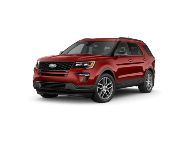 New 2019 Ford Explorer Sport SUV for Sale in Wheatland, WY